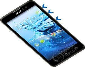 Acer Liquid Z520 hard reset