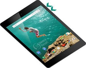 HTC Nexus 9 hard reset