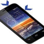 Vodafone Smart 4 mini hard reset