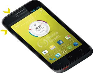 Vodafone Smart III 975 hard reset