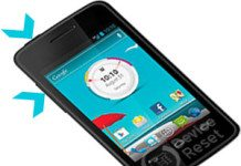 Vodafone Smart Mini hard reset
