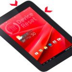 Vodafone Smart Tab II 10 hard reset