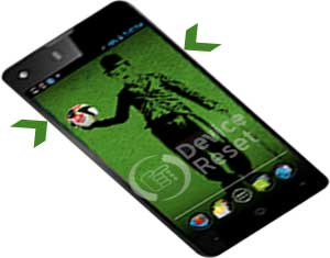 XOLO Q900s Plus hard reset