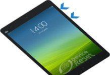 Xiaomi Mi Pad 7.9 hard reset