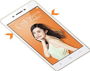 Oppo A33 hard reset
