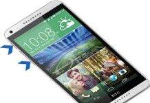 HTC Desire 816G Dual SIM hard reset