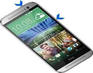 HTC One M8 Eye hard reset