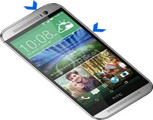 HTC One M8 Eye hard reset