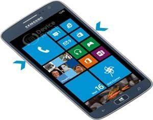 Samsung ATIV S Neo hard reset