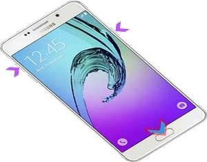 Samsung Galaxy A7 (2016) hard reset