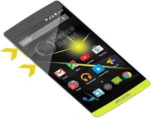Archos 50 Diamond hard reset