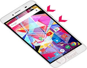 Archos Diamond Plus hard reset