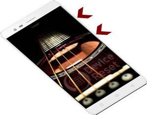 Lenovo K5 Note hard reset