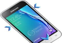 Samsung Galaxy J1 Nxt hard reset