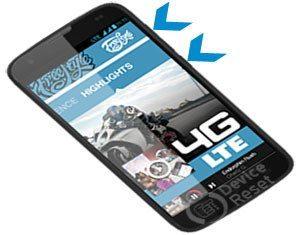 Yezz Andy 5E LTE hard reset