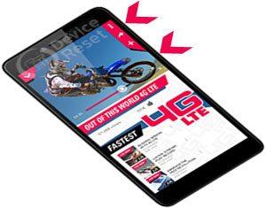 Yezz Andy 6EL LTE hard reset