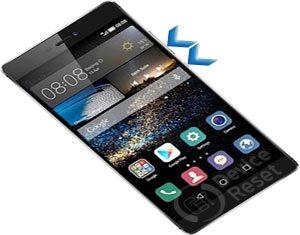 Huawei P9 hard reset