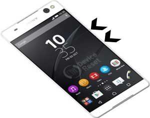 Sony Xperia M Ultra hard reset
