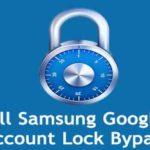 Google account lock bypass