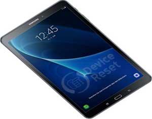 Samsung Galaxy Tab A 10.1 (2016) hard reset