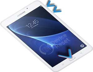 Samsung-Galaxy-Tab-A-10 hard reset