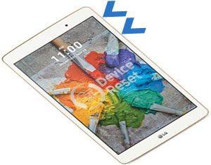 LG G Pad X 8.0 hard reset
