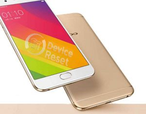 how to hard reset oppo a59 smartphone