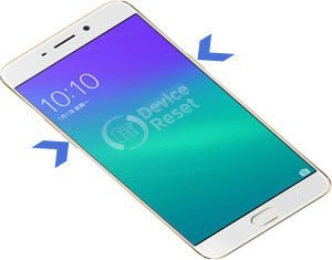 how to hard reset Oppo R9 Plus smartphone