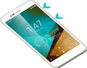 how to hard reset Vodafone Smart prime 7