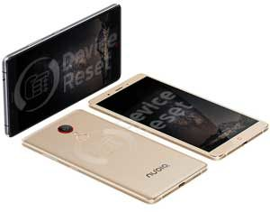 How to hard reset ZTE nubia Z11 Max