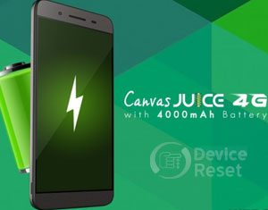 how to hard reset Micromax Canvas Juice 4G Q461