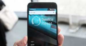 how to hard reset Vodafone Smart ultra 7