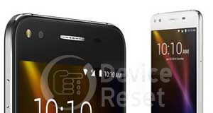 how to hard reset alcatel X1