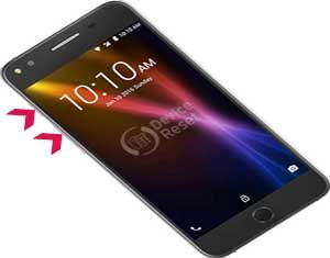 how to hard reset alcatel X1 smartphone