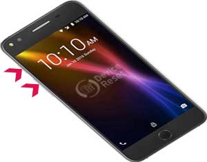 how to hard reset alcatel Flash Plus 2 smartphone
