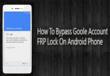 FRP Lock Unlock By DG Unlock