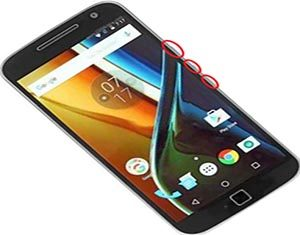 how to hard reset motorola moto g5