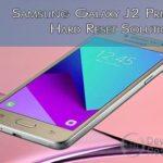 Samsung Galaxy J2 Prime hard reset