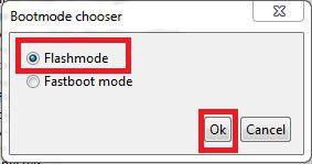 Flash Mode