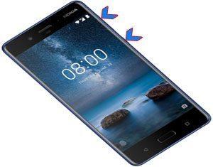 Nokia 8 hard reset