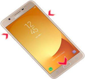 Samsung Galaxy J7 Max hard reset