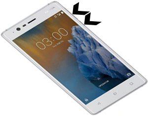 Nokia 3 hard reset