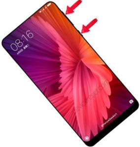 Xiaomi Mi Mix 2 hard reset