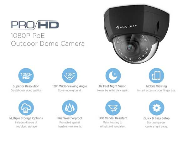 Hidden Home Security Camera