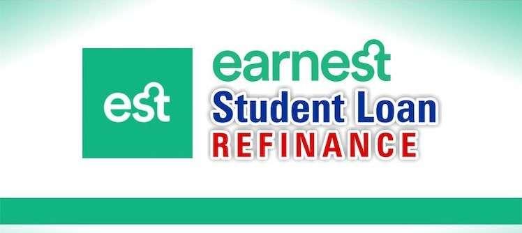 Earnest Student Loan Refinance