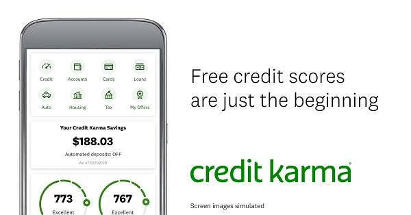 Credit Karma (offer financial help for veterans with bad credit)