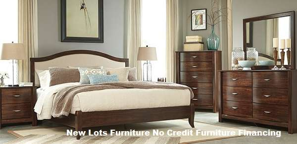 New Lots Furniture No Credit Furniture Financing