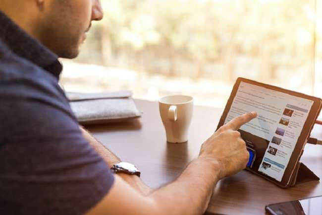 How To Get Internet On A Tablet Without wifi