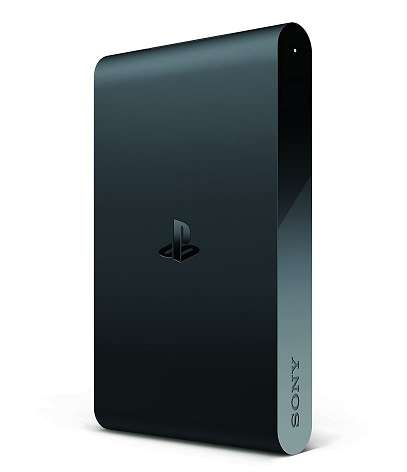 PlayStation TV with Integrated Bluetooth Controller